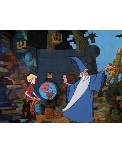 The Sword in the Stone (DVD) - 5
