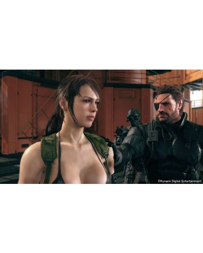 Metal Gear Solid V: the Definitive Experience (PS4) - 7