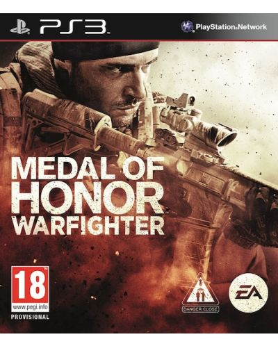 Medal of Honor: Warfighter (PS3) - 1