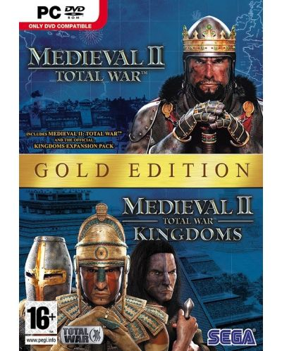 Medieval II: Total War Gold (PC) - 1