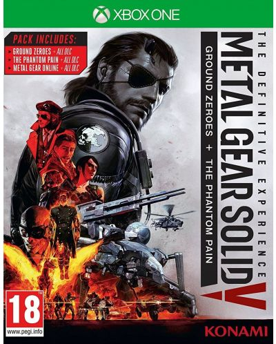 Metal Gear Solid V: the Definitive Experience (Xbox One) - 1
