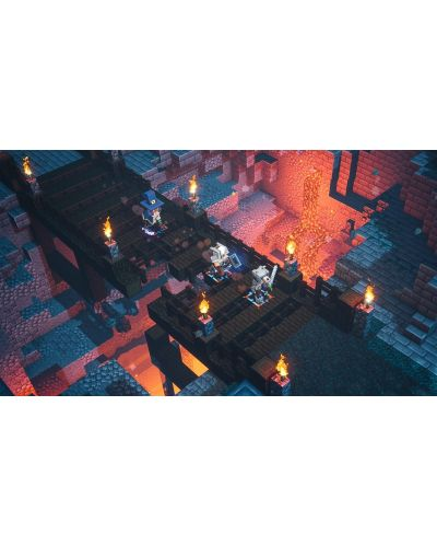 Minecraft Dungeons Hero Edition (PS4) - 11