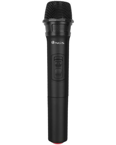 Microfon NGS - Singer Air, woreless, negru - 1
