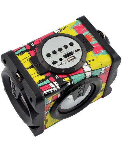 Boxe mini Diva - MBP10N, multicolora - 3