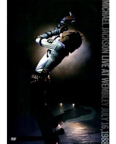 Michael Jackson Live At Wembley (DVD) - 1