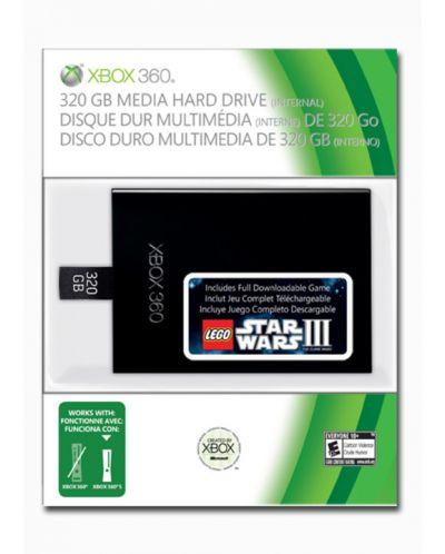 Microsoft Xbox 360 HDD 320GB - 1