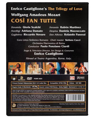 Mozart: Cosi Fan Tutte (DVD) - 2