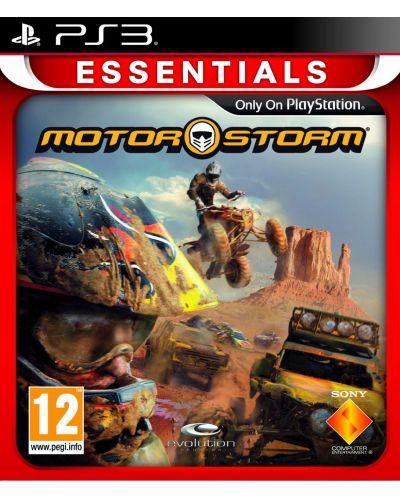 Motorstorm - Essentials (PS3) - 1