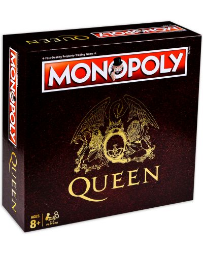 Joc de societate Hasbro Monopoly - Queen - 1