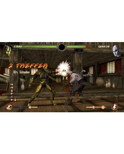 Mortal Kombat (PS Vita) - 7