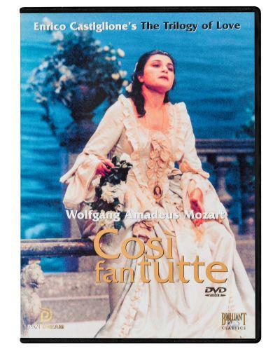 Mozart: Cosi Fan Tutte (DVD) - 1