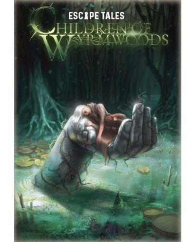 Joc de societate Escape Tales: Children of Wyrmwood - de familie - 2