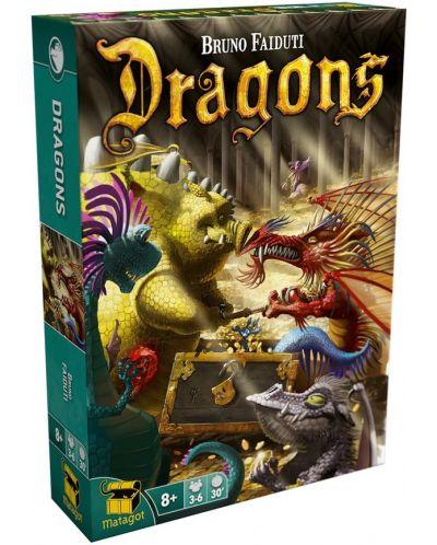 Joc de societate Dragons - de familie - 1