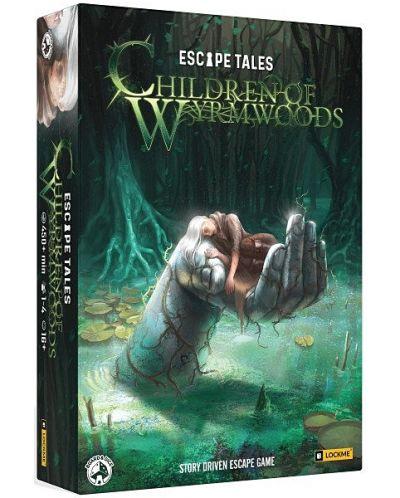 Joc de societate Escape Tales: Children of Wyrmwood - de familie - 1