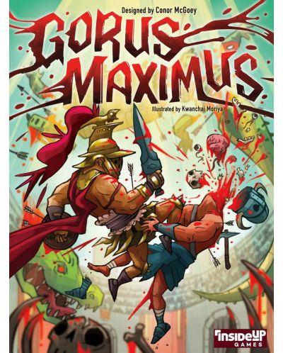 Joc de societate Gorus Maximus - de strategie - 1
