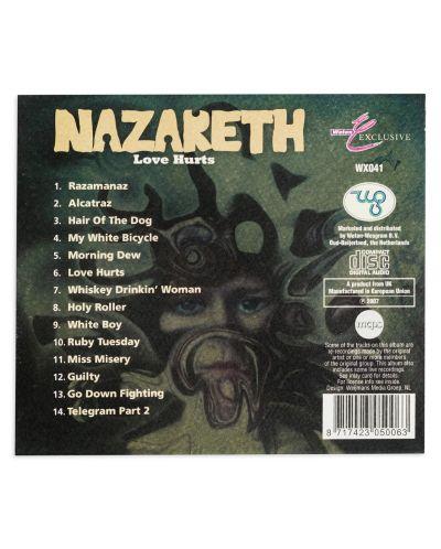 Nazareth - Love Hurts (CD) - 2