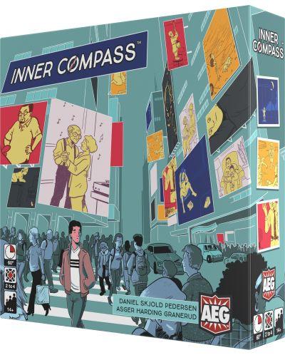 Joc de societate Inner Compass - de familie - 1