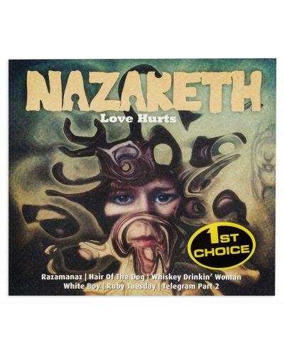 Nazareth - Love Hurts (CD) - 1