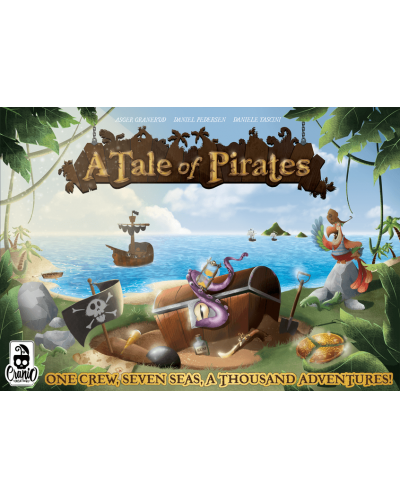 Joc de societate A Tale of Pirates - de familie - 1
