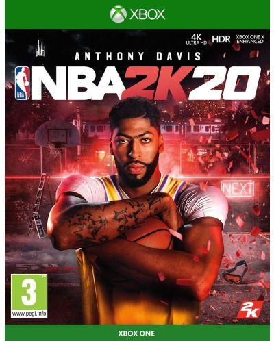 NBA 2K20 (Xbox One) - 1