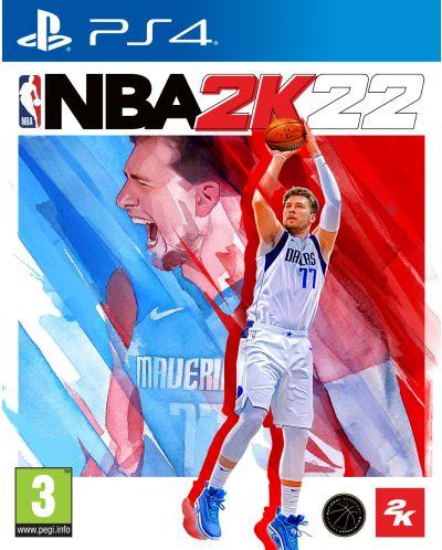 NBA 2K22 (PS4) - 1