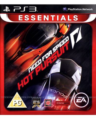 Need For Speed Hot Pursuit - Essentials (PS3) - 1