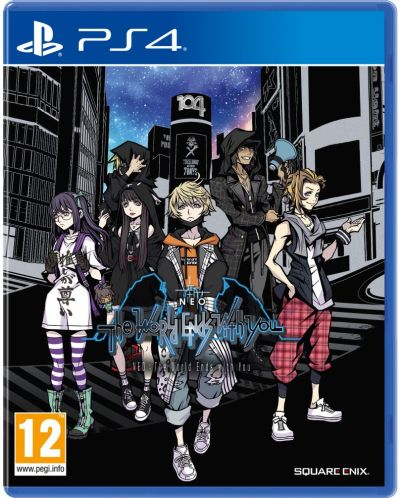 Neo: The World Ends With You (PS4) - 1