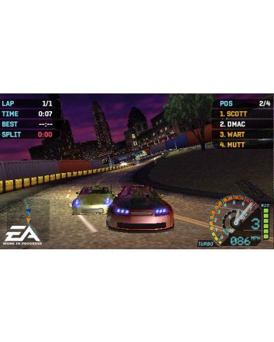 Need For Speed Underground : Rivals - Platinum (PSP) - 4