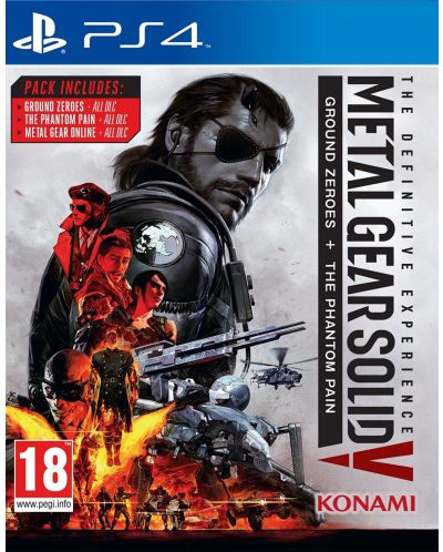 Metal Gear Solid V: the Definitive Experience (PS4) - 1