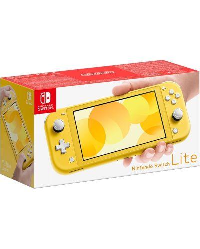 Nintendo Switch Lite - Yellow - 1