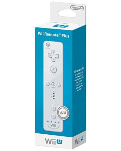 Nintendo Wii U Remote Plus - White - 1