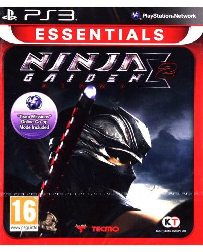 Ninja Gaiden Sigma 2 (PS3) - 1
