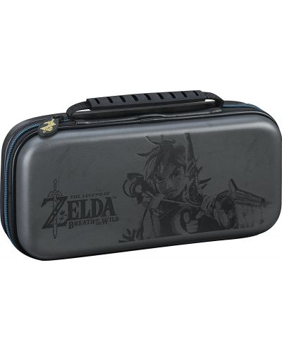 Big Ben Nintendo Switch Travel Case - Zelda Edition - Gray - 4