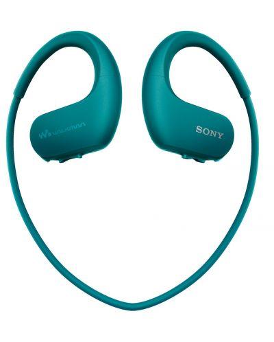 Casti Sony NW-WS413 - albastre - 1
