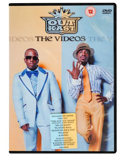 Outkast - The Videos (DVD) - 1