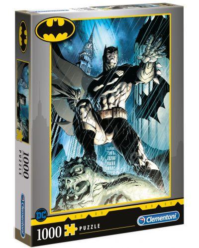 Puzzle Clementoni de 1000 piese - Batman - 1