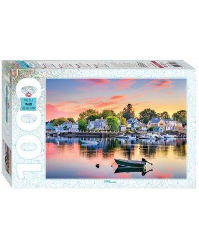 Puzzle Step Puzzle de 1000 piese - New Hampshire, Portsmouth - 1
