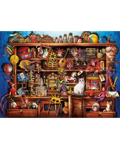 Puzzle Clementoni de 1000 piese - Ye Old Shoppe - 2