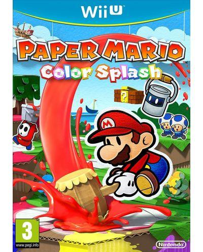 Paper Mario: Color Splash (Wii U) - 1
