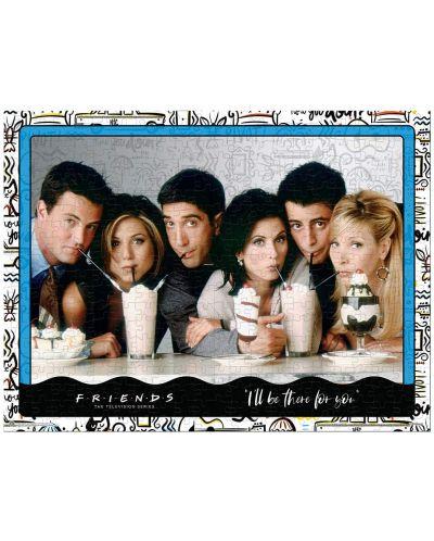 Puzzle Winning Moves de 1000 piese -Friends milkshake - 2