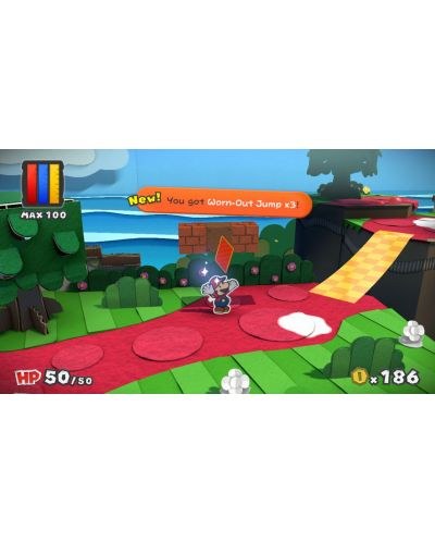 Paper Mario: Color Splash (Wii U) - 6