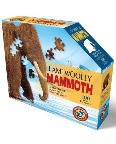 Puzzle Madd Capp de 100 piese - Mamut - 1