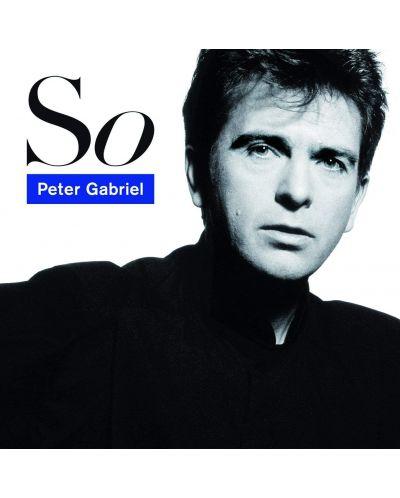 Peter Gabriel - So (CD) - 1
