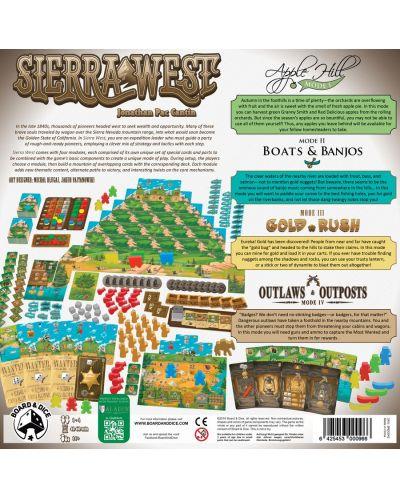 Joc de societate Sierra West - strategie - 4