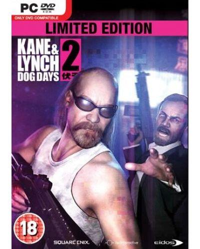 Kane & Lynch 2 Dog Days Limited Edition (PC) - 1
