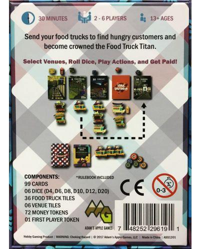 Joc de societate Truck Off: The Food Truck Frenzy - de familie - 4