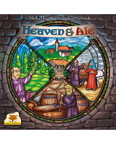 Joc de societate Heaven & Ale - de strategie - 1
