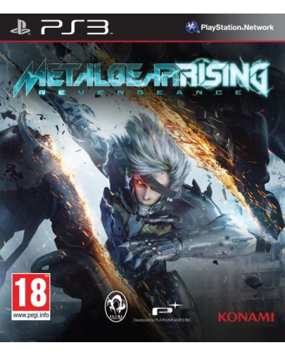 Metal Gear Rising: Revengeance (PS3) - 1