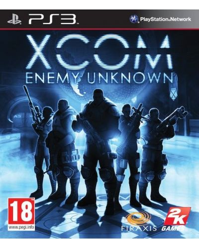XCOM: Enemy Unknown + Elite Soldier Pack (PS3) - 1