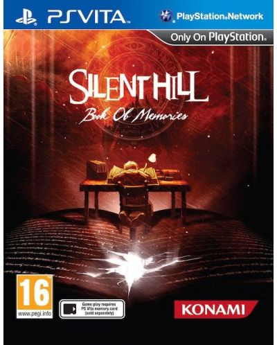 Silent Hill: Book of Memories (PS Vita) - 1